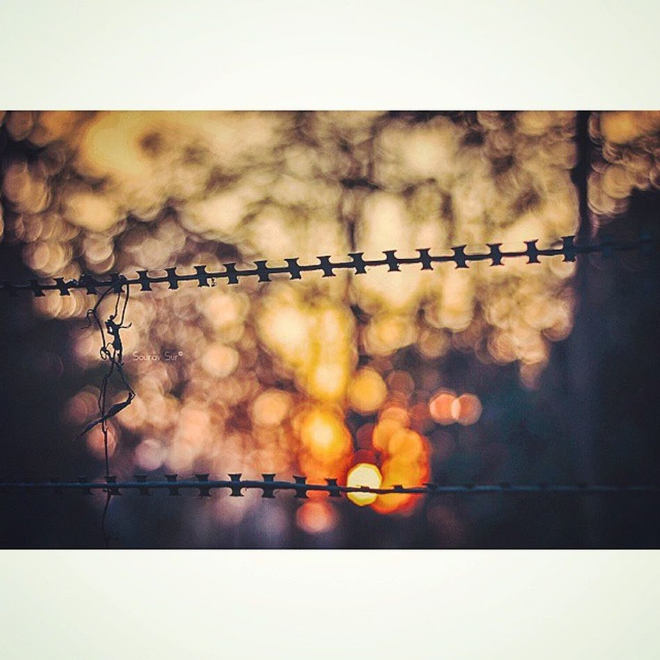 Squaredroid Sunset Sunsets Sunset_madness Sunsetlovers Scenery Landscape Barbedwire Colorful Colors Color Cathedral Instapicture Instapic Picoftheday Photography Photographie  Photooftheday Tags4Likes Like4like Beautiful Kolkata Kolkatadiaries Calcutta Calcuttadiaries