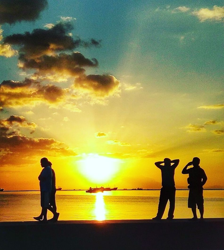 Phtooftheday Beautiful Day Sunset Silhouettes EyeEm Gallery Eyeem Philippines