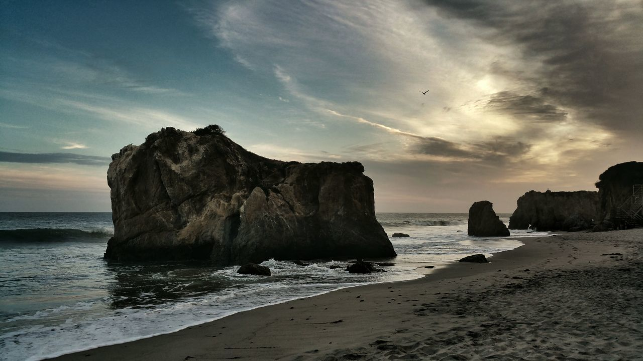 Landscape EyeEm Nature Lover Sea And Sky Clouds And Sky Sunset California Nature Beach Mobilephotography The Great Outdoors - 2016 EyeEm Awards