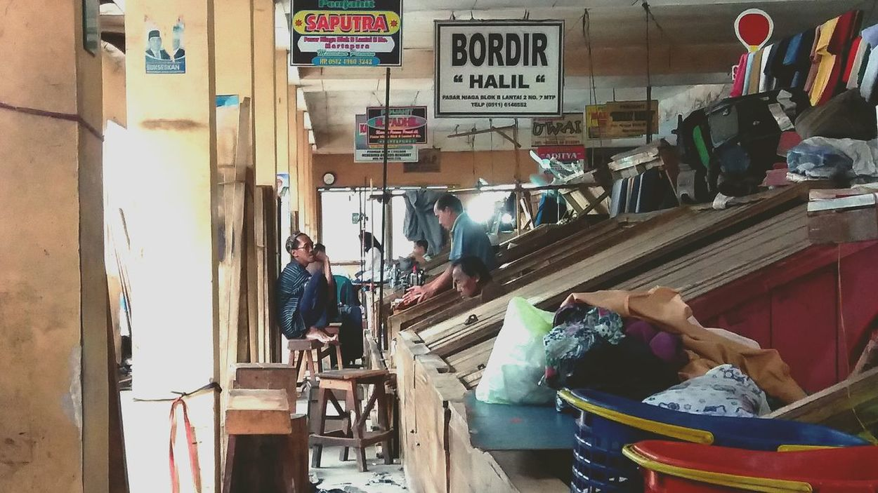 Bordir halil Urbantailor Tailor Urbanlife Urbanmarket INDONESIA