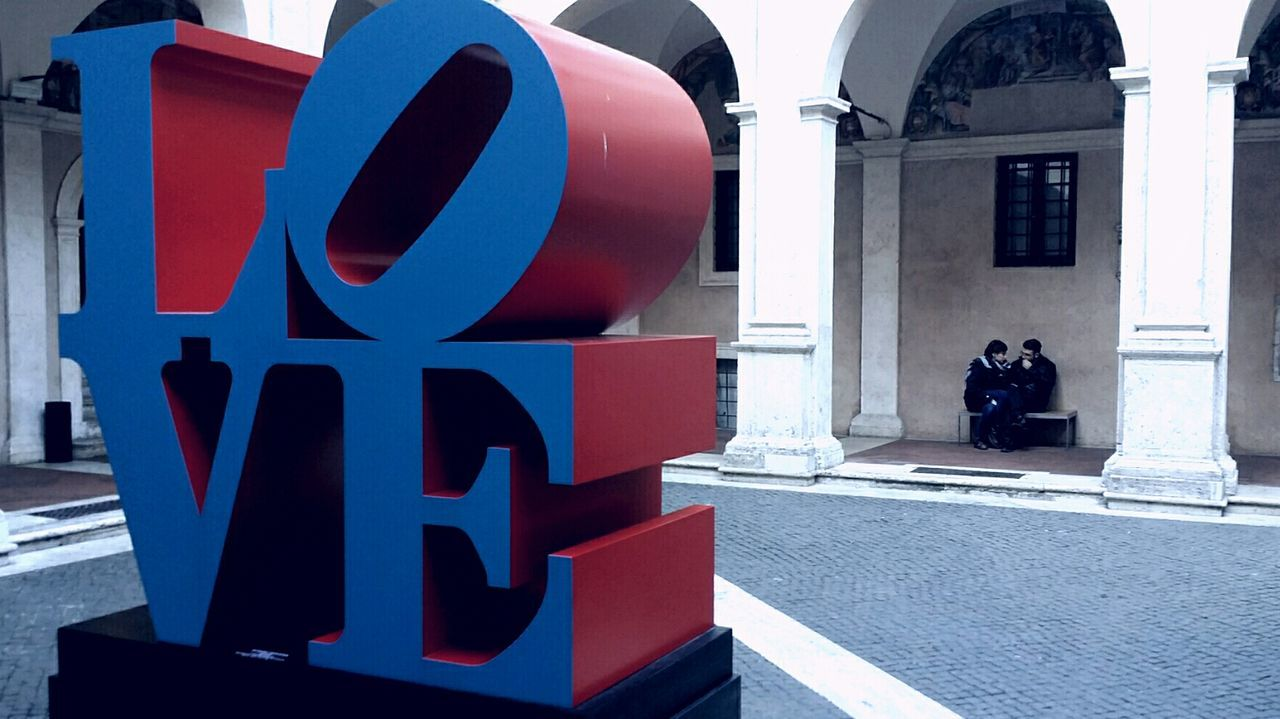 Love by Robert Indiana. Museo di Roma. Love Love ♥ Lovelovelove Love♡ Lovers Taking Photos Check This Out Museum Museums Museum Visit Museumspaces Museum Life Museumseries Museum Exhibit Sculpture Sculptures Sculpture In The City Sculptureporn Sculpture Lover Sculpture Art Roma Rome Rome, Italy