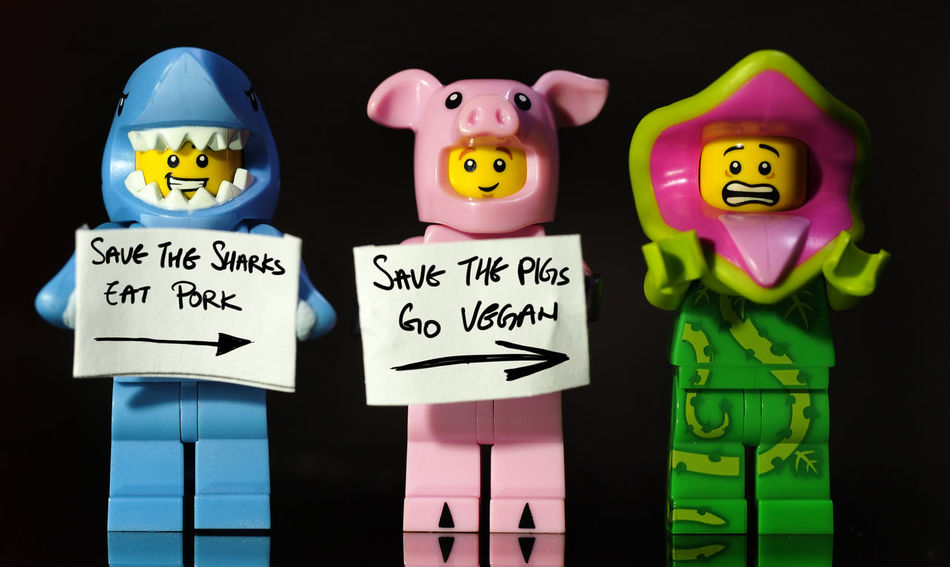 Collection LEGO Minifigures Product Product Photography Save The Sharks Still Life Toyphotography Toys