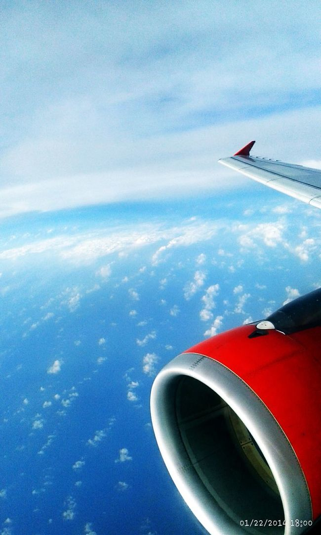 From An Airplane Window Sky Porn Iseeilikeisnap