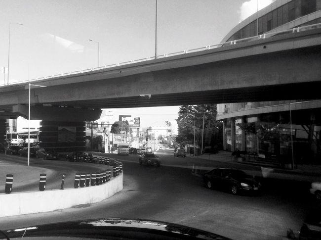 Urban Bridge City Life