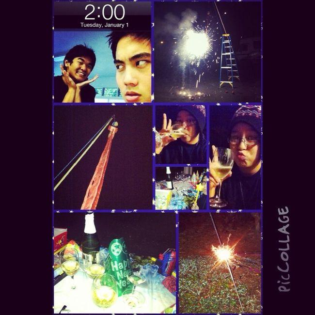 Happy New Years Everyone✌