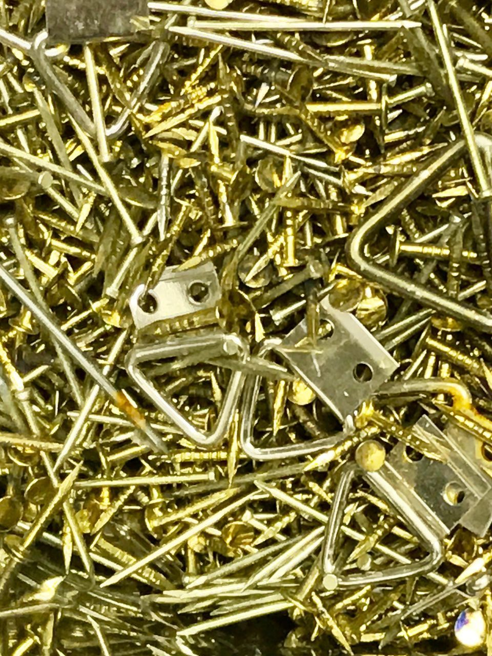 large group of objects, abundance, metal, backgrounds, gold colored, no people, full frame, gold, close-up, day, indoors, ingot