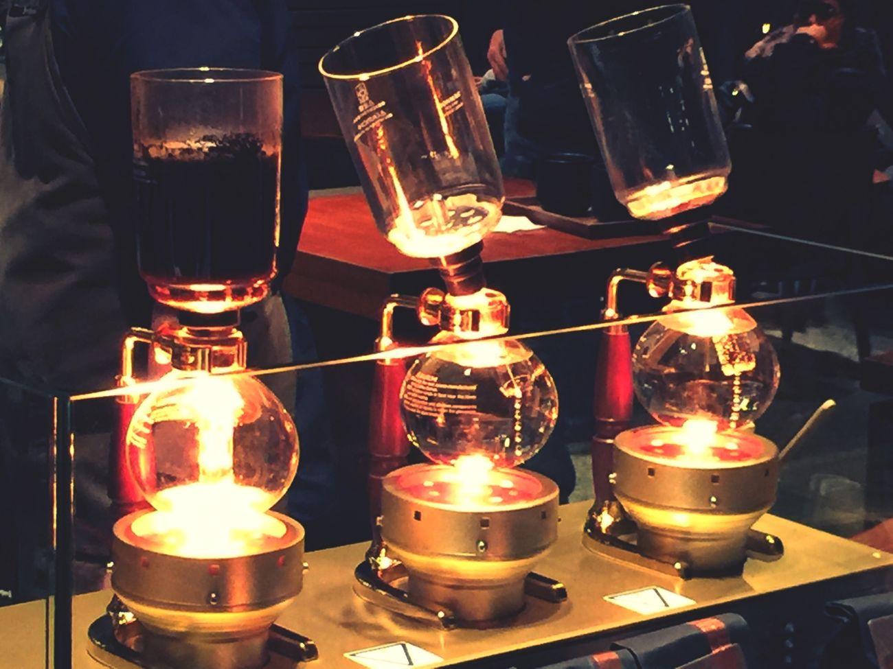Seattle, Washington Starbucks