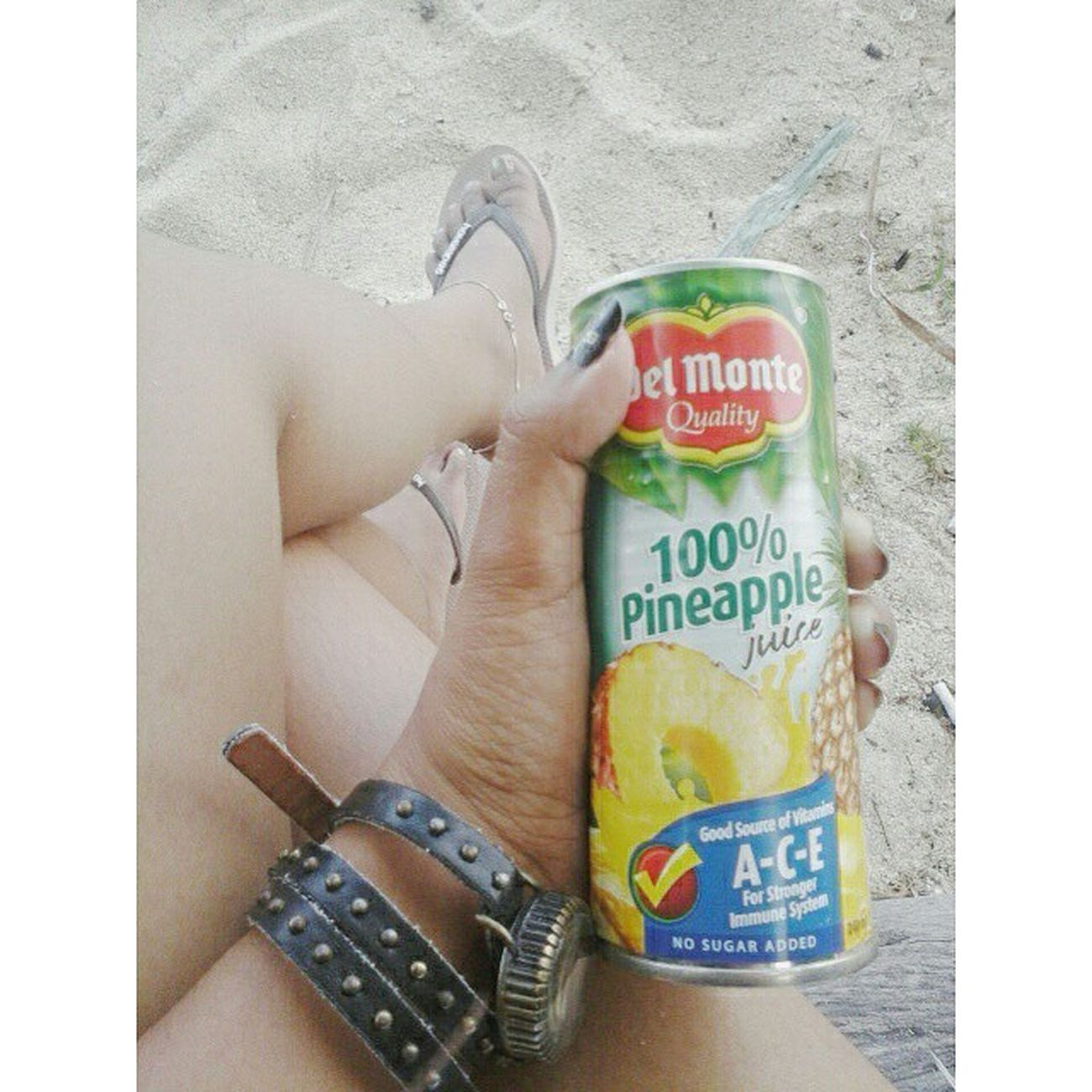 perfect 😍😍😍 Delmonte Summer Whitesand