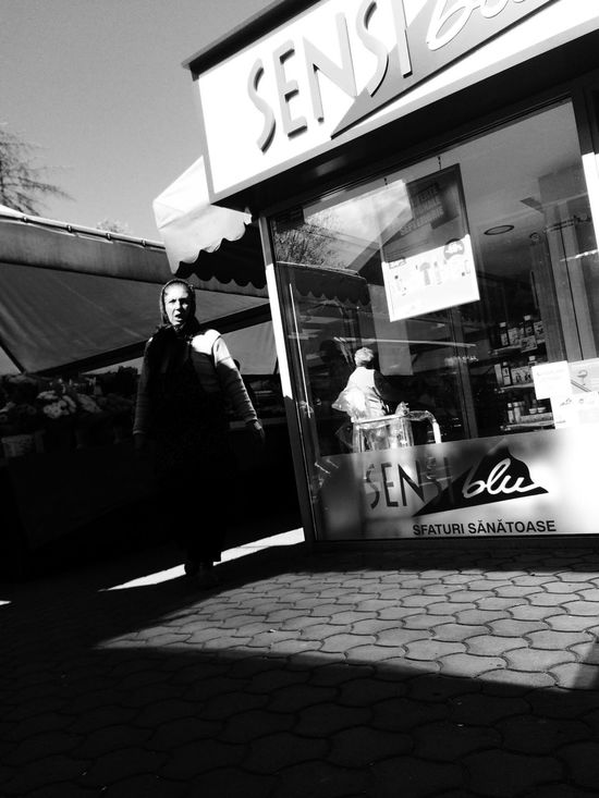Blackandwhite Contrast Street Photography