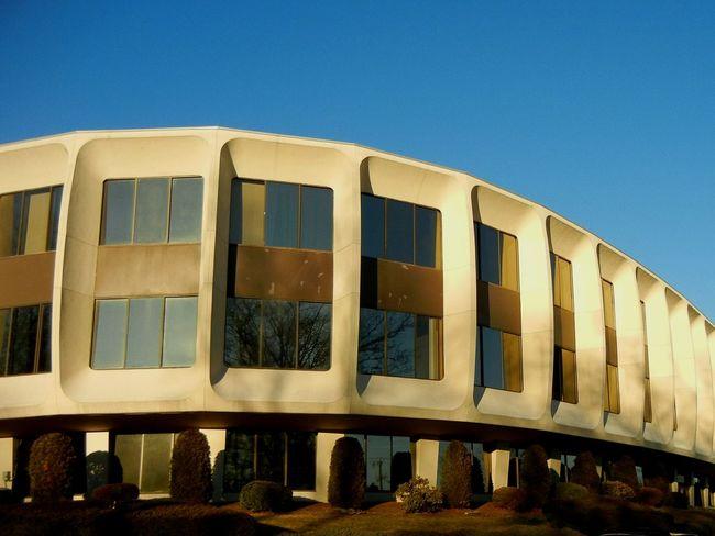 Midcentury Modern at High Ridge Corporate Park Stamford Urban Geometry