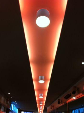 City Light Frankfurt Night