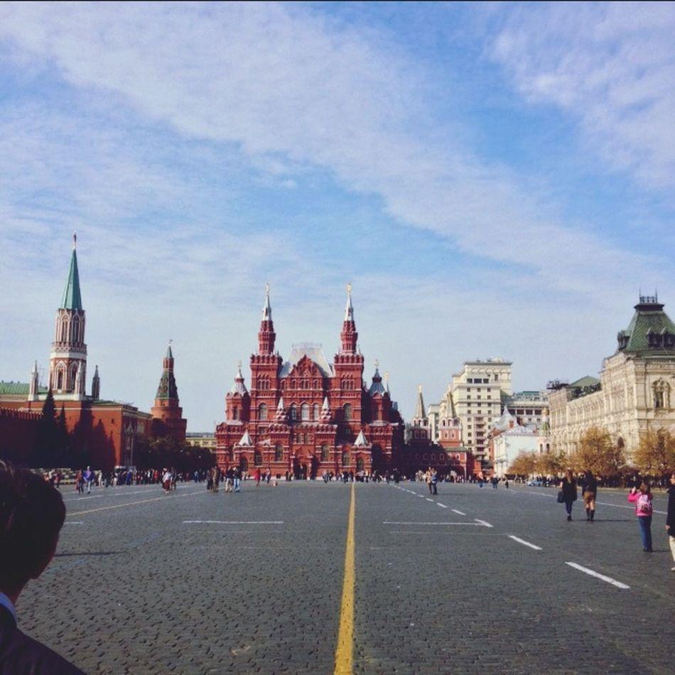Vanishing Point Urban Geometry Moscow Urban Enjoying Life