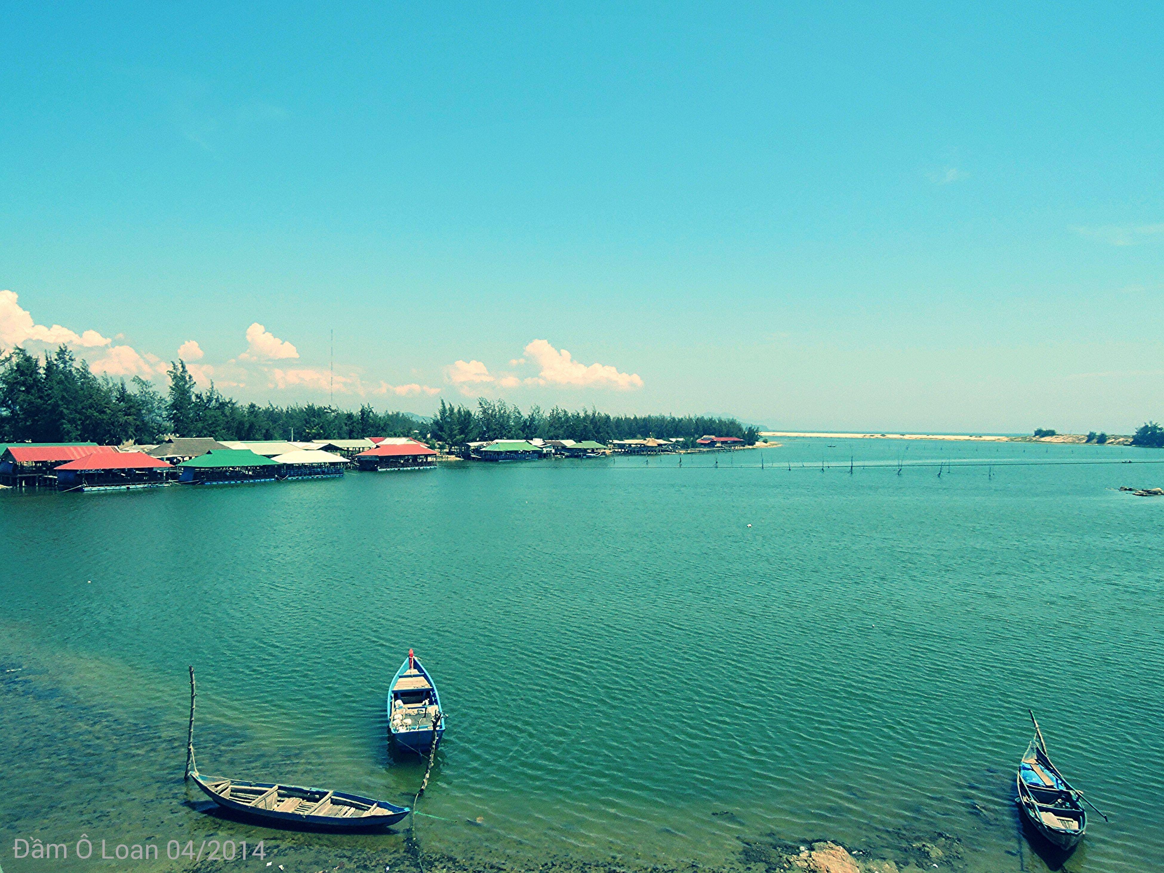 1 góc đầm Ô Loan (Phú Yên) Lake View Lakes  Road Trip Enjoying Life