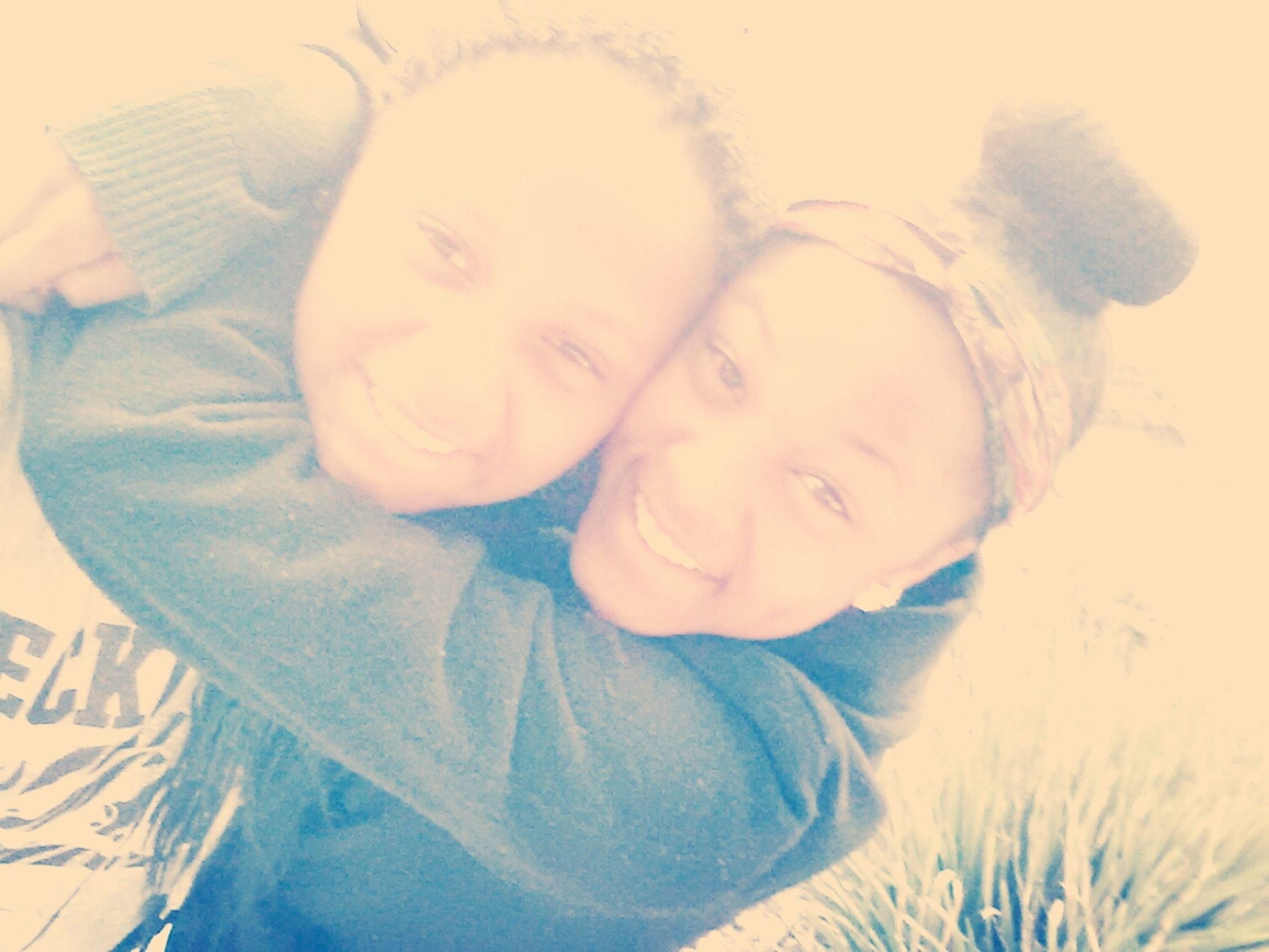Me & My NiqueeyPooh :-*♥♥