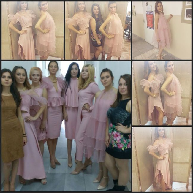 """""""Pink Desert"""" Fashionstyle Mymodels Collection Pink Color"""