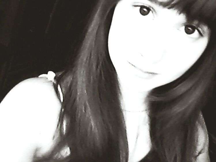 Black Eyes Dark Beautiful Cute♡