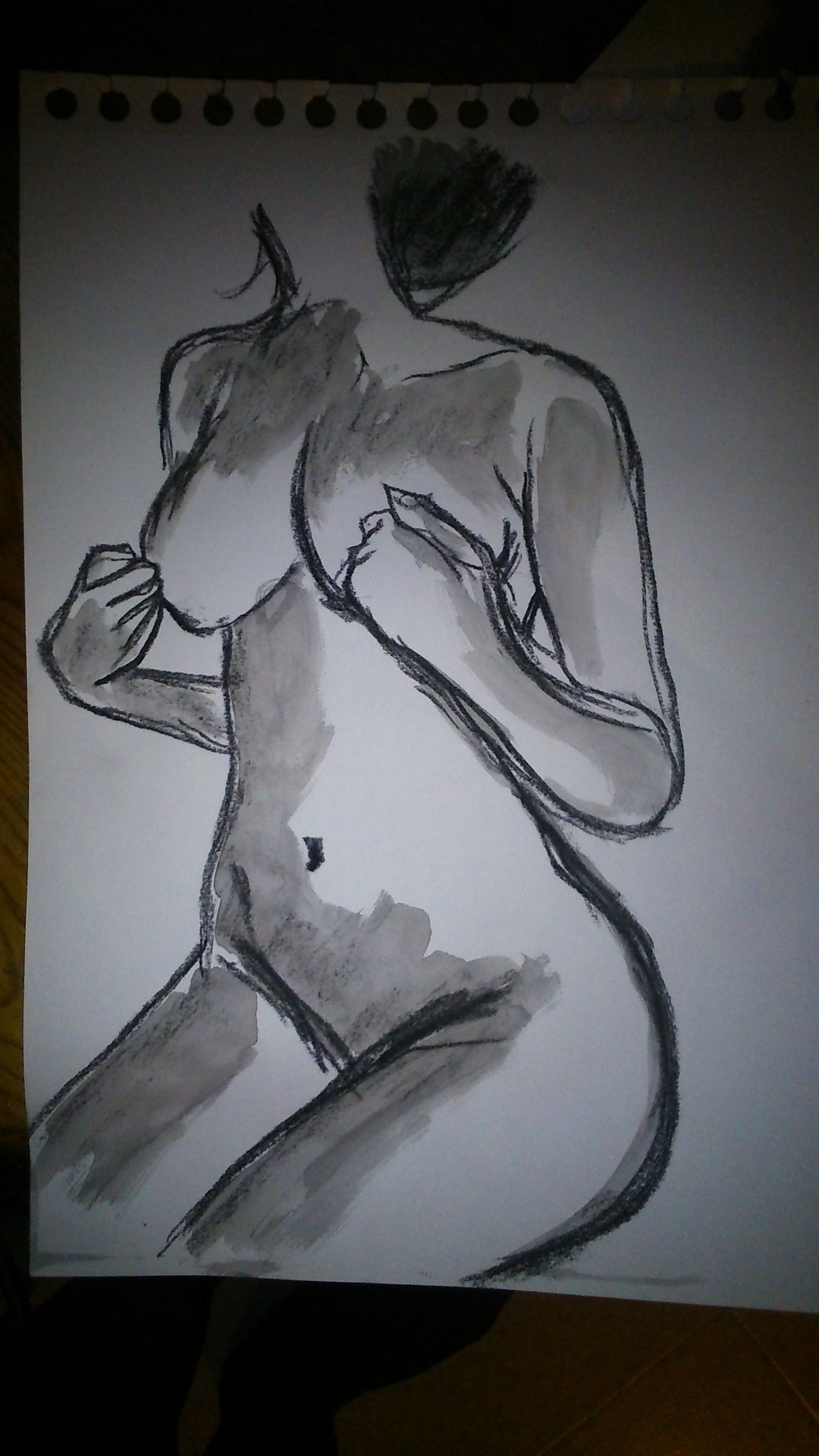 Adults Only Sketch Drawing - Activity Drawing - Art Product Myartwork Artistic Human Representation Art And Craft Human Body Part