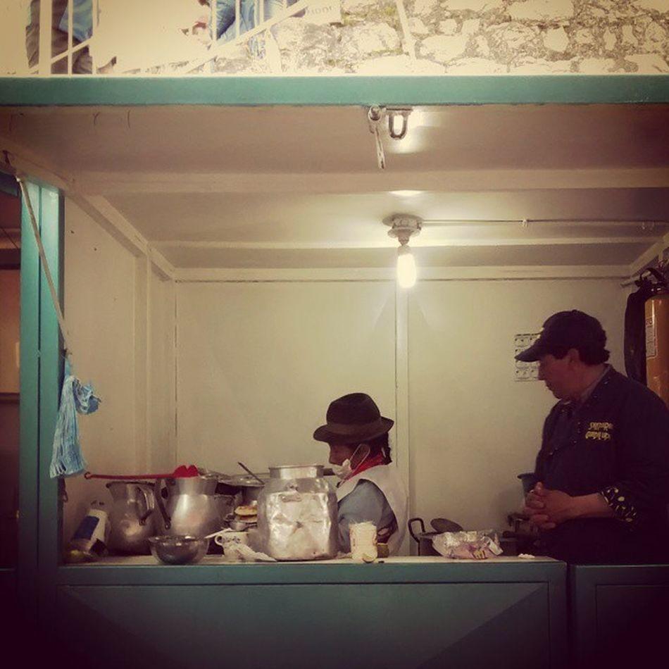 Cuoca Cucinacolombiana Guadalupe Bogotá