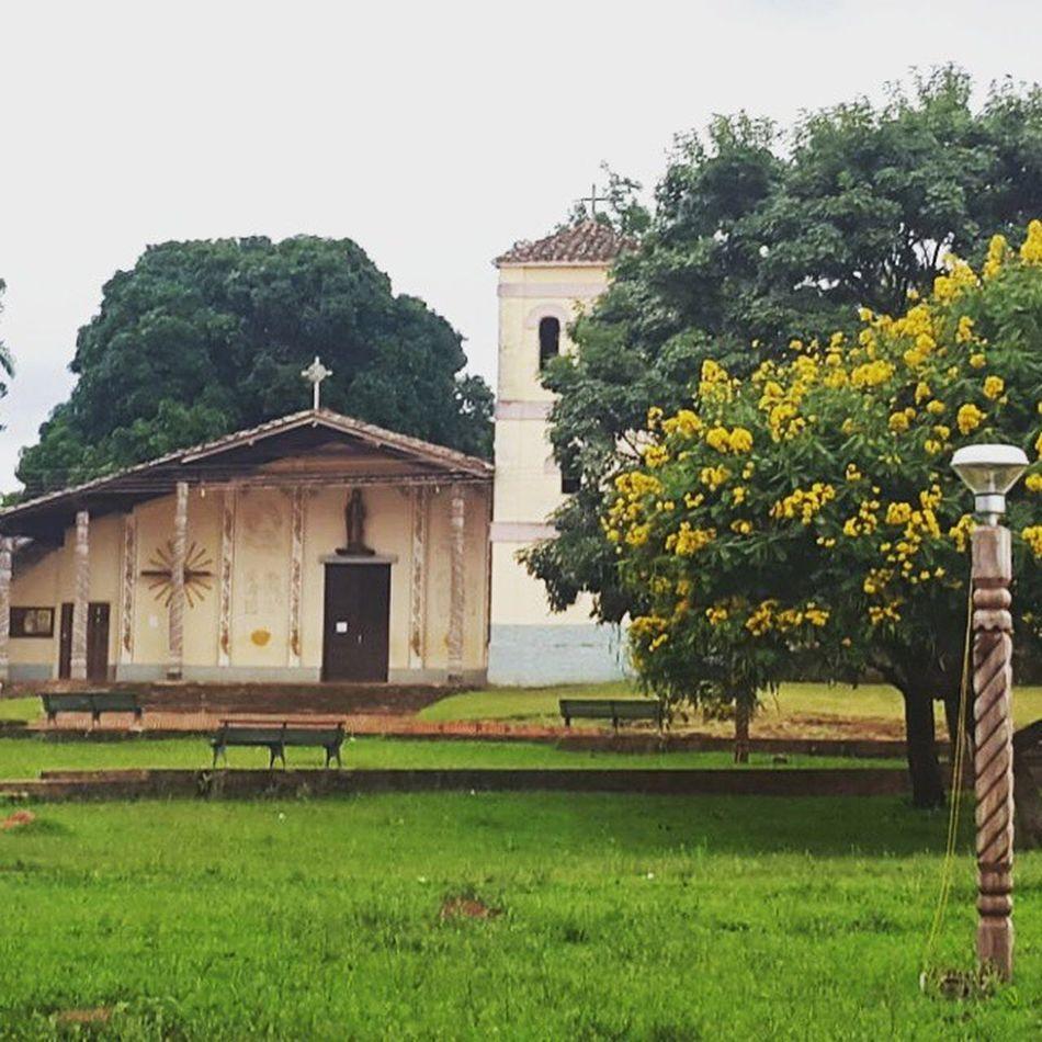 Santiago de Chiquitos 📷 BeautifulDestinaions ExperienceBolivia SantiagoDeChiquitos Santacruz Travel Paseo