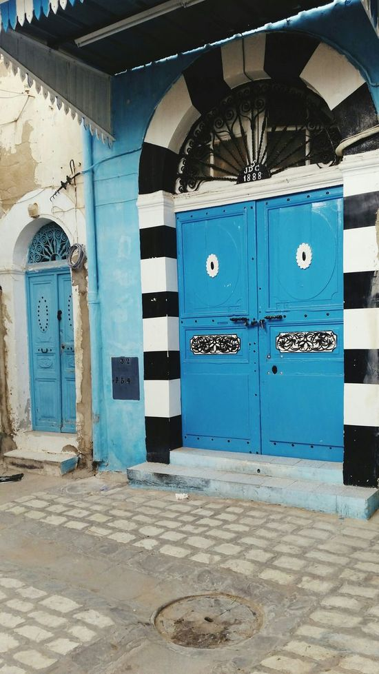 Sfax Sfax Old City Architecture Architectural Detail Bleues Hello Tunisia Old City Bonheur Sumer&relax Traveling