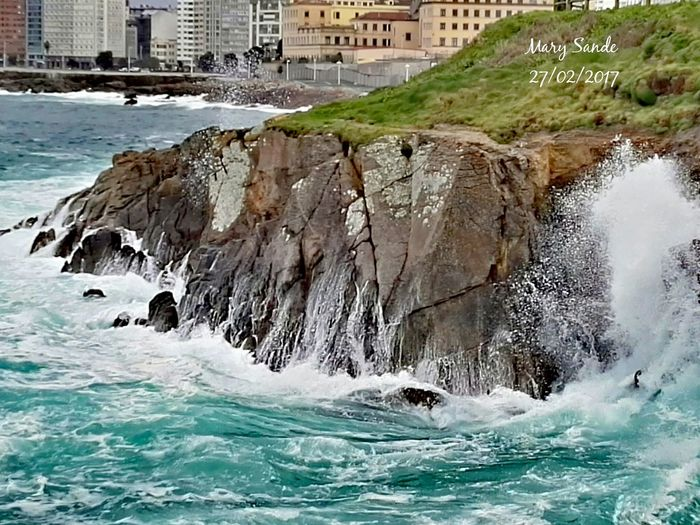 Sea Water Nature Beauty In Nature Galicia Calidade Galiciameiga Galiciaparadise Relaxing Moments Colors Of The Day Natural Beauty First Eyeem Photo
