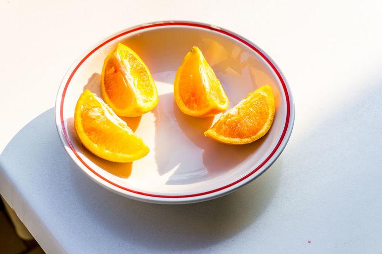 Apfelsine Arancia Arancione Blood Orange Citrus Fruit Close-up Dessert Food Food And Drink Freshness Fruit Grapefruit Healthy Eating Indoors  Juicy No People Orange Orange - Fruit Orange Color Orange Juice  SLICE Sour Taste Studio Shot Sweet Food White Background