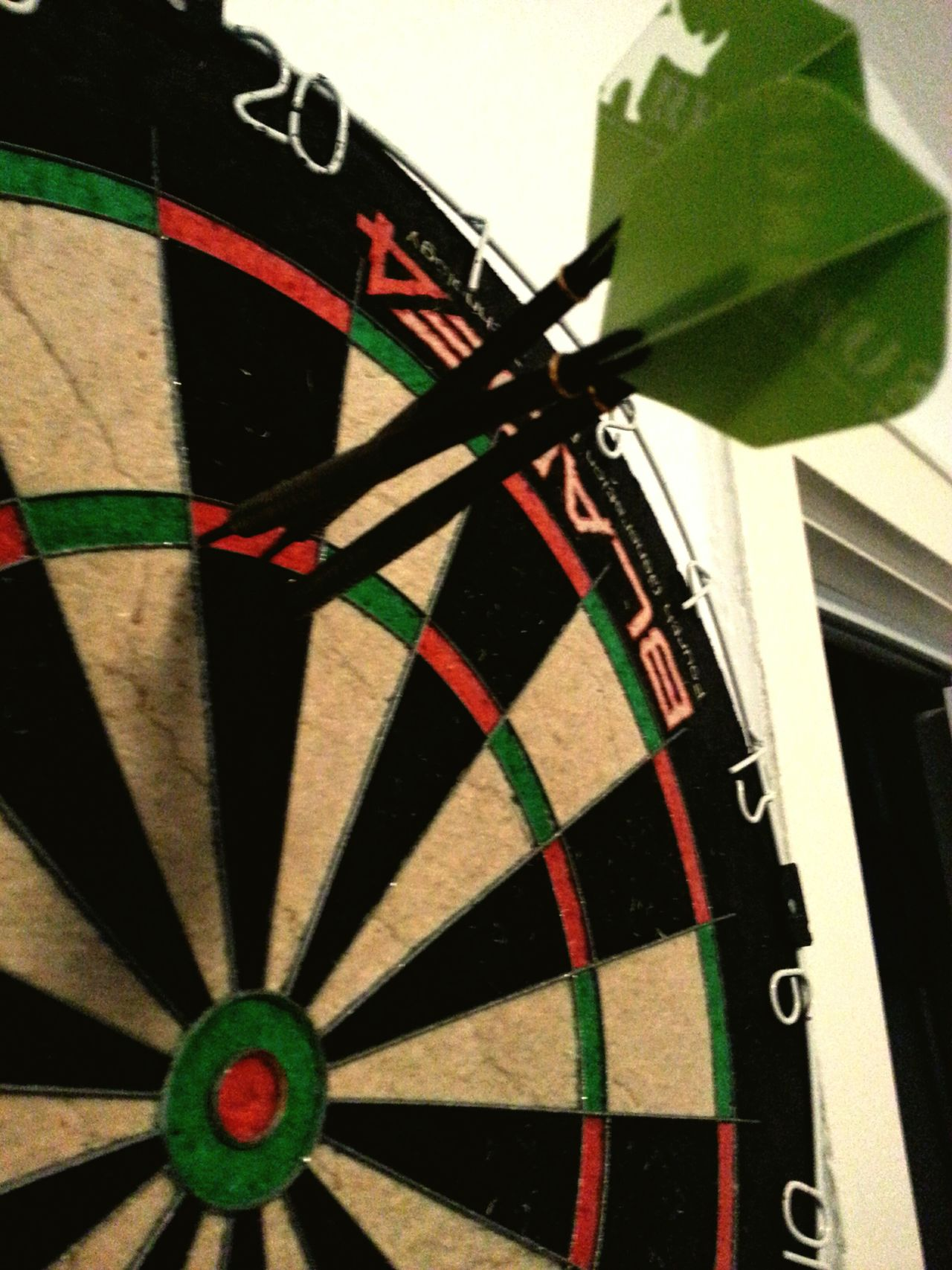 New equipment, new style, more precision Darts Target Harrows SuperGrip Rhinos Precision Concentration Handmadedarts