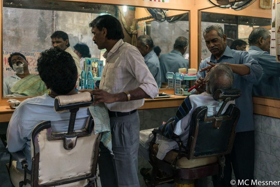 Adult Barber Barber Shop Barber Shop Portraits Barbershop Everyday Life India Indiapictures Indoors  Men Only Men People Street Photography Streetphotography Travel Travel Photography Varanasi Varanasi Ganges Varanasi India