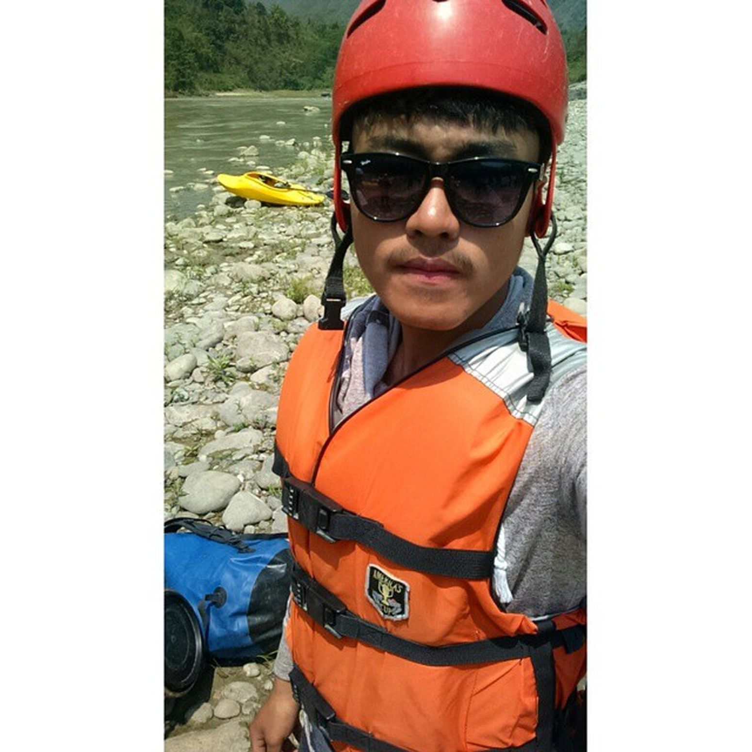 Rafting Trishuli Notdead