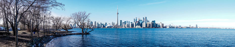 Architecture Check This Out City Day Nature Nautical Vessel No People Outdoors Panorama Panoramic Panoramic Landscape Panoramic Photography Sailboat Sailing Sea Sky Toronto Toronto Landscape Toronto Skyline Torontophotographer Travel Travel Destinations Tree Water Wildlife & Nature