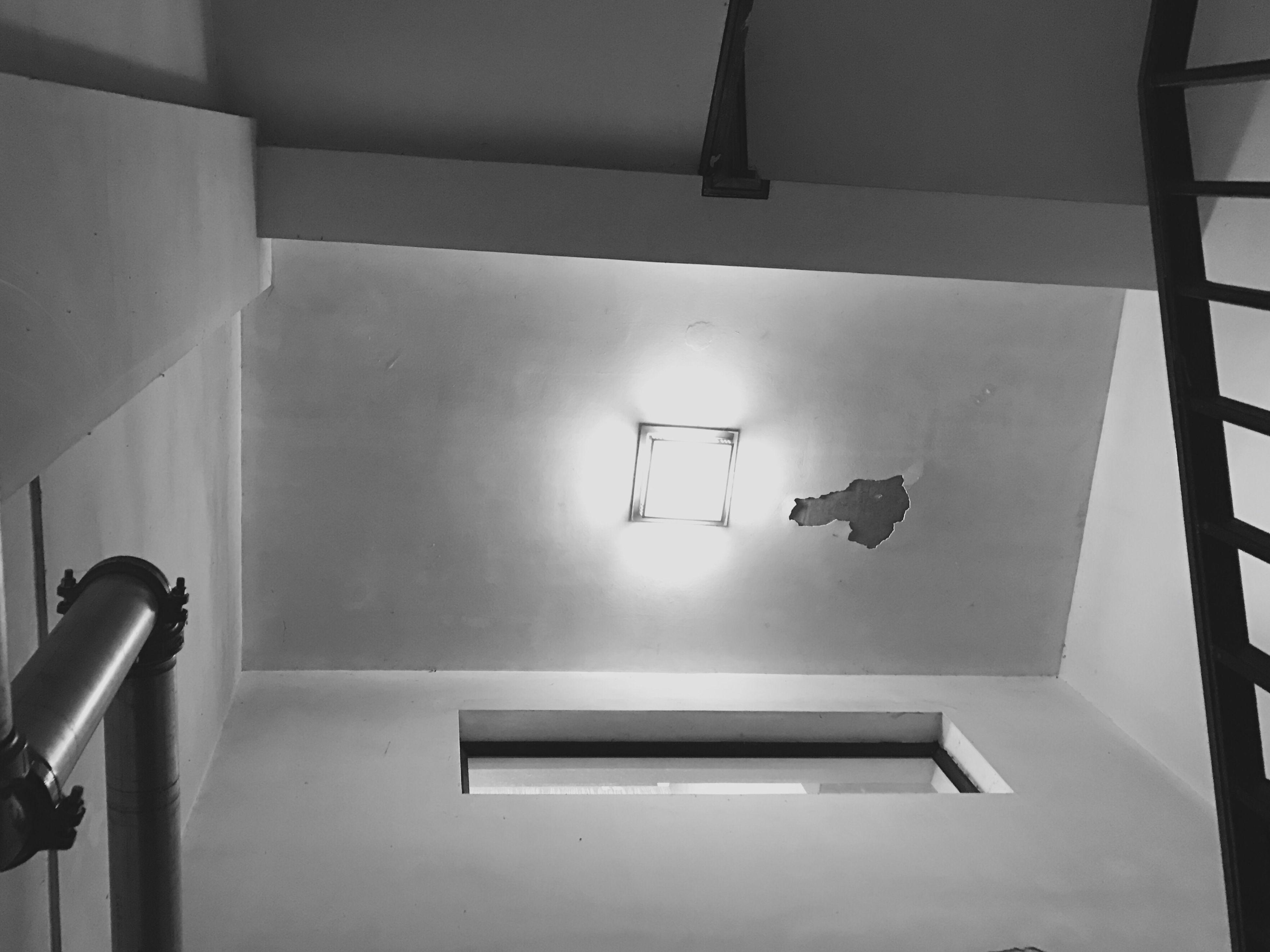 indoors, lighting equipment, illuminated, no people, domestic room, home interior, bathroom, architecture, day