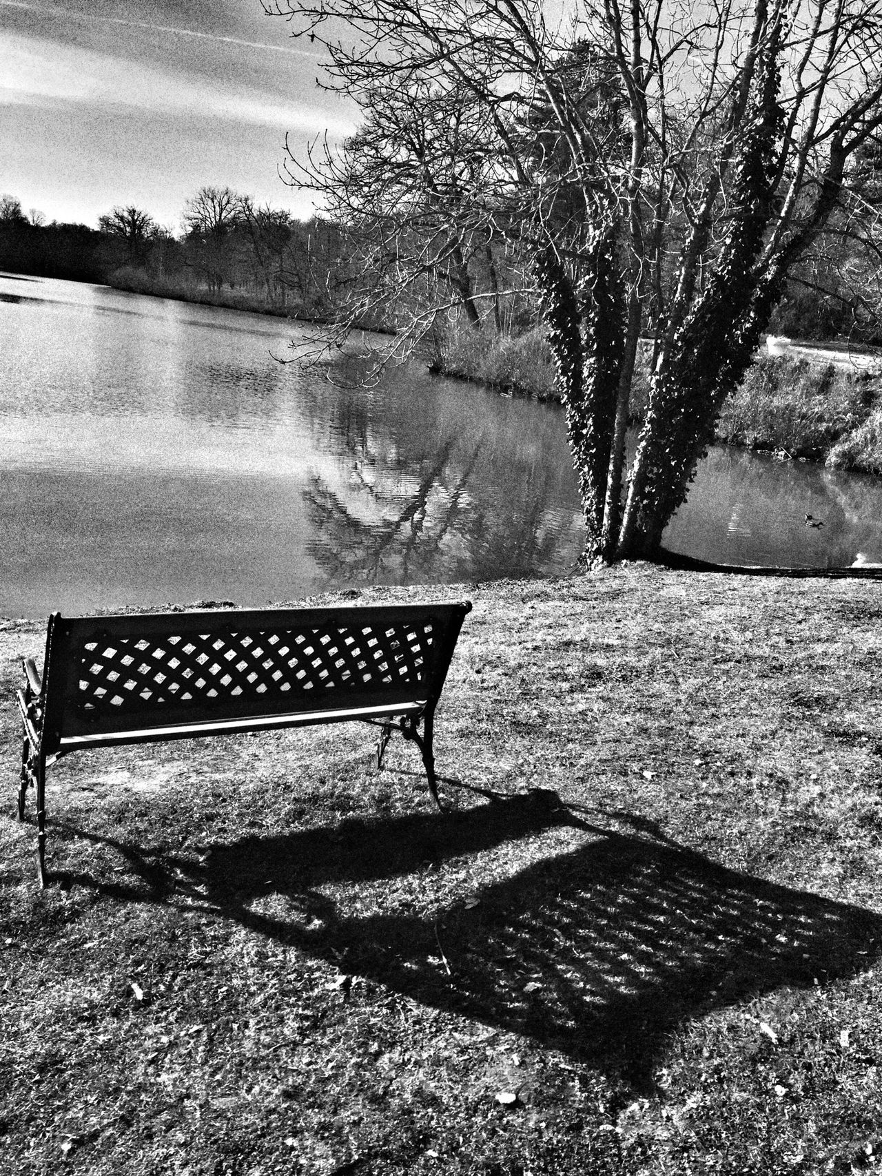 Abbey Beautiful Place Monochrome Blackandwhite Reflections Water_collection Water