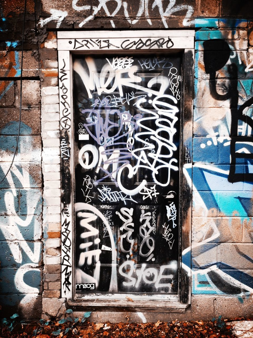 graffiti, text, art and craft, street art, day, outdoors, building exterior, no people, painted image, built structure, architecture, close-up