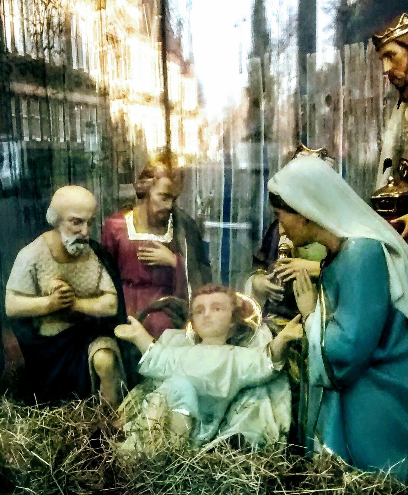 Nativity nativity scene