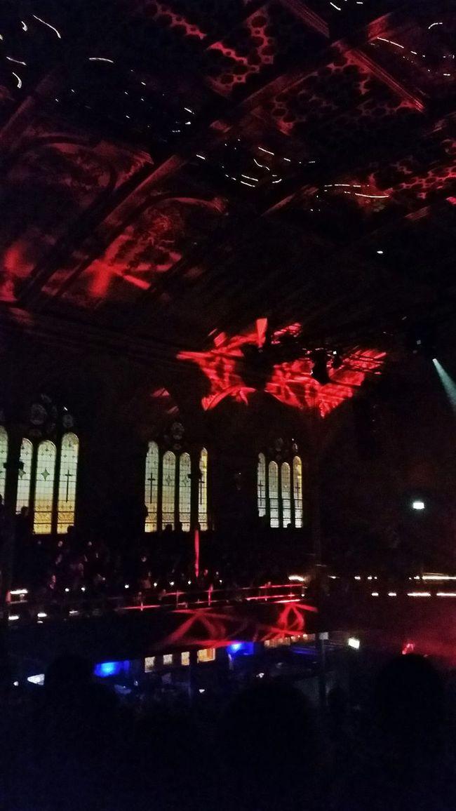 Manchester Albert Hall Concert Gig