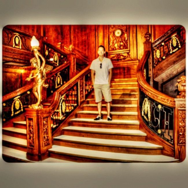 Titanic Shipofdreams Leo