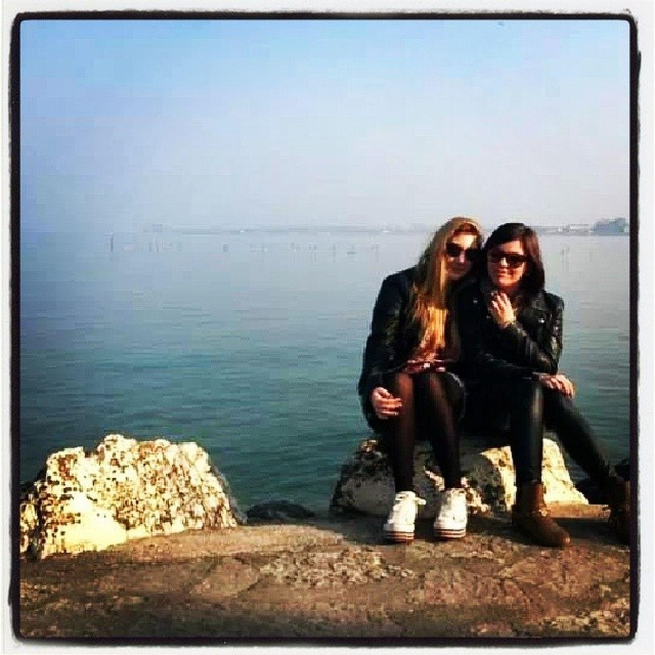 Brescia Friends Friendship Sista Lake Sunnyday Wirlebenes Zusammen Young Free Happiness Missyou Iloveyou Alwaysnforever