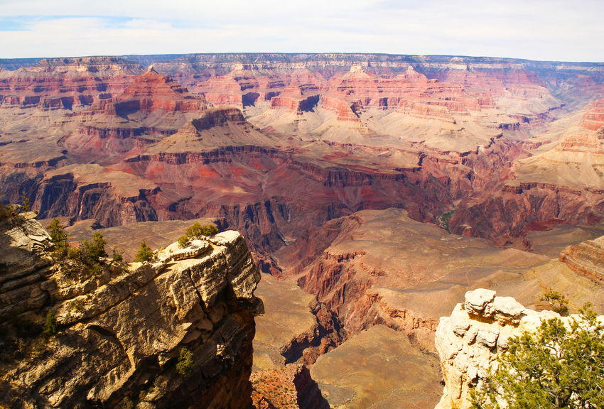Amazing view of the Grand Canyon Amazing View Arizona Beauty In Nature Breathtaking Canyon Grand Canyon Grand Canyon, South Rim Landscape Landscapes Nature Outdoors South Rim Tourism Travel Travel Destinations Trip USA