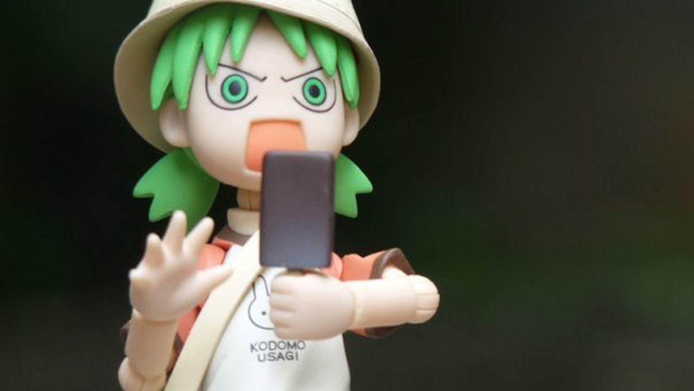 Yotsuba Minifigure My Favourite Things Toy Photography