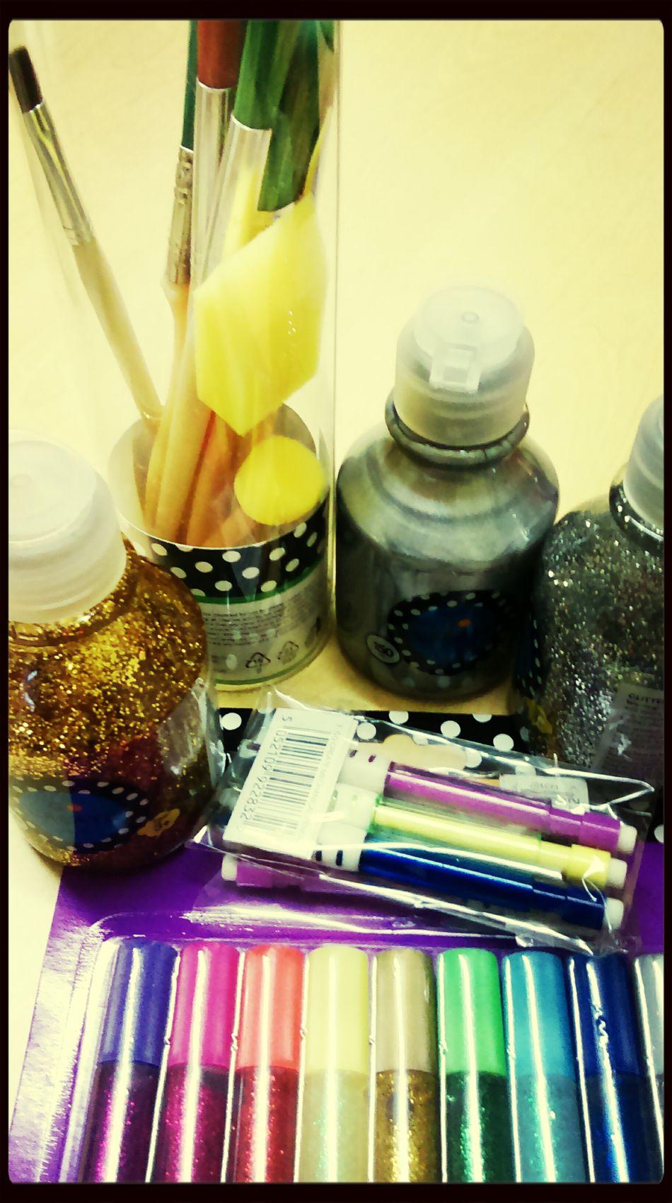Rox's Creations @ staff accomodation Arts And Crafts Craft Work Materials Glitter