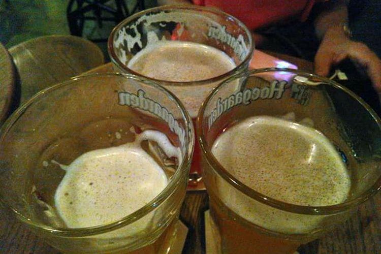 Hoegaarden Hoegaardenbeer Beerporn Beer Lovers I ❤ Beer Myphoto Photooftheday EyeEm Gallery
