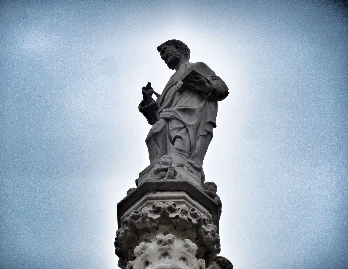 Venezia Venexia Venice Doge's Palace Palazzoducale Sculpture
