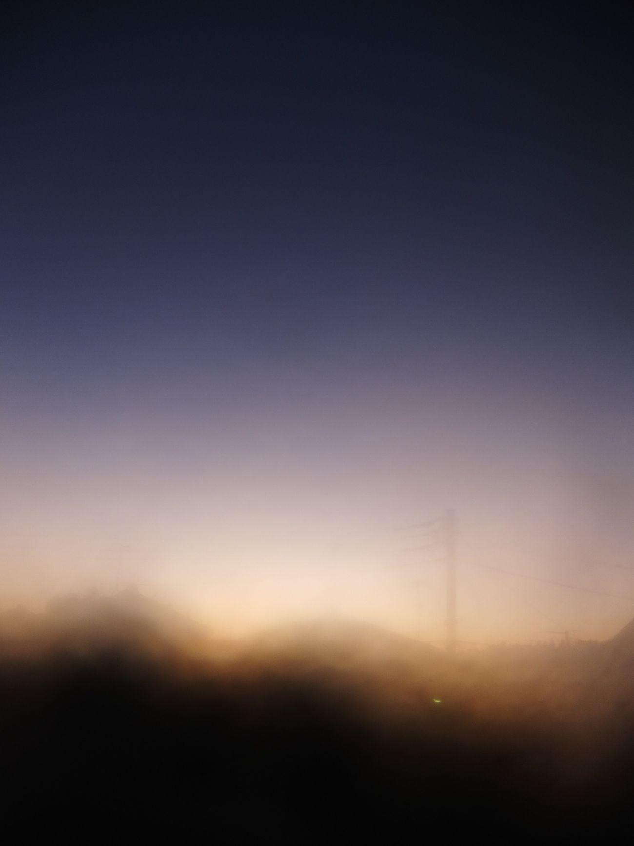 おはようございます(^∇^)この冬一番の冷え込みかな。 Dew Condensation Morning