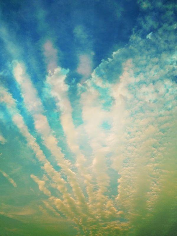 Beauty In Nature Sky Cloudscape Heaven Day EyeEm Best Shots - Sunsets + Sunrise