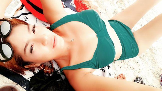 Enjoying Funny Enjoying Life That's Me Taking Photos Relaxing Hello World Kiss Me Baby ❤ Happy People Smart Girl Beachtime