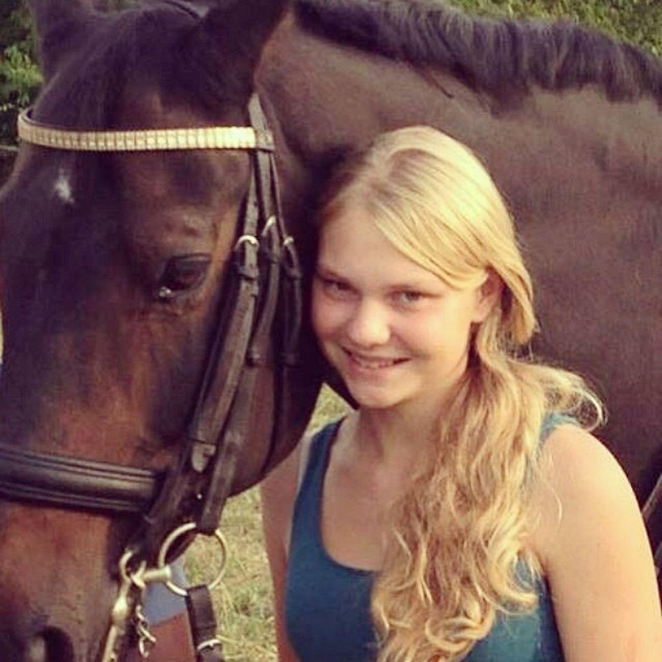 Fakt ist: Pferde sind die besten Zuhörer der Welt!? Phöbus❤️