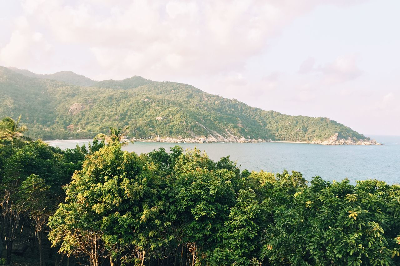 Beautiful stock photos of thailand, Ko Pha Ngan, Thailand, beauty in nature, blue