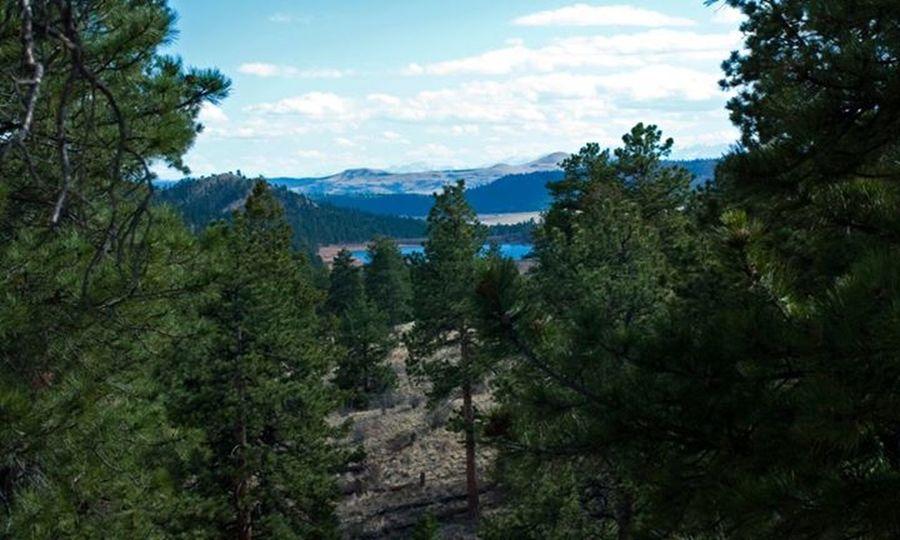 Colorado on the Crazy G Ranch near Cripple Creek.