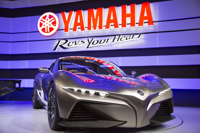 AMG Car Cars CarShow Honda Japan Kawasaki Mercedes Motorcycles Show Tokyo Tokyomotorshow2015 Toyota Yamaha 東京モーターショー2015