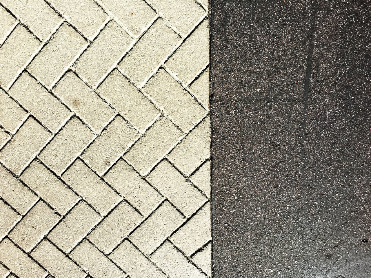 Abstract Abstract Art Abstract Photography Backgrounds Brick Brickporn Bricks Close-up Concrete Concrete Jungle Day Full Frame High Angle View Low Section No People Outdoors Pattern Stone Stone Material Stones Street Street Photography Streetart Streetphotography Textured